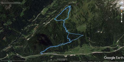 GPS sled