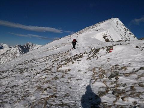 Vrh gore Preber